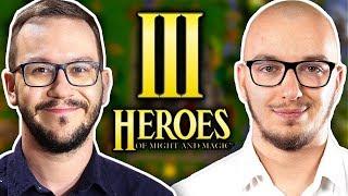 Zaczynamy HEROES 3 z KOLEGĄ IGNACYM!