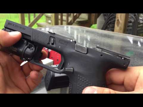 The CZ P-10 C After 4962 Rounds