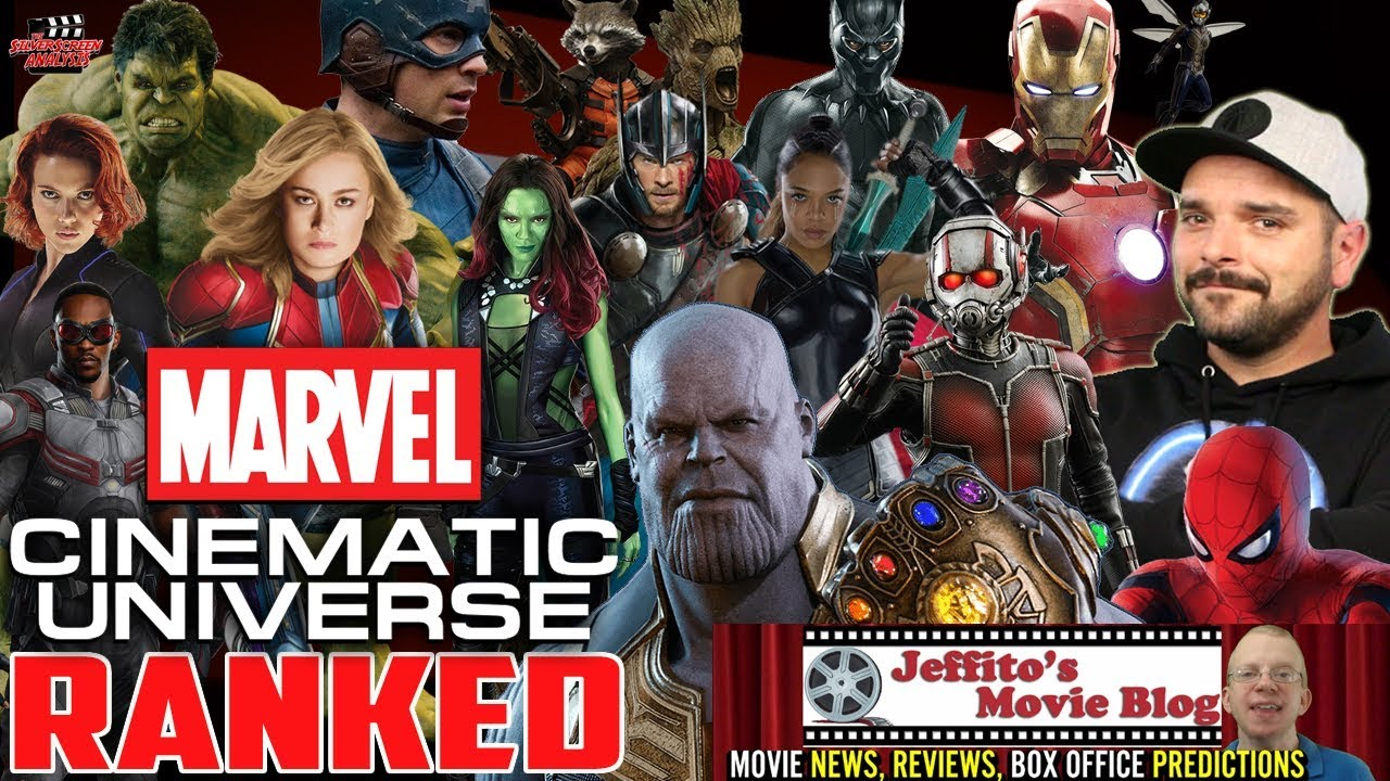 All 22 Marvel Movies Ranked