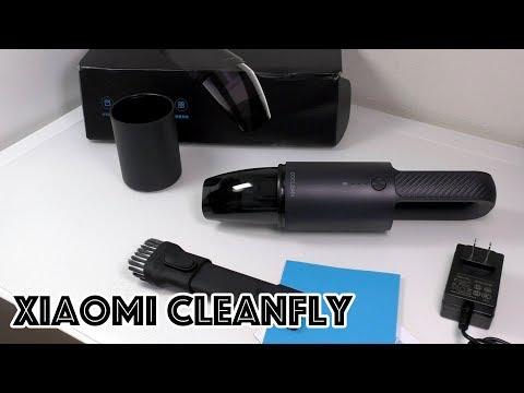 МИНИ ПЫЛЕСОС Xiaomi Cleanfly (для авто и дома)