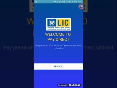 Pay LIC Premium Online Using LIC Pay Direct