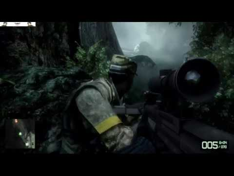 Battlefield Bad Company 2 mission 3 Upriver