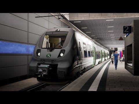 RAPIT TRANSIT   Train Sim World   Stream 14.12.2017