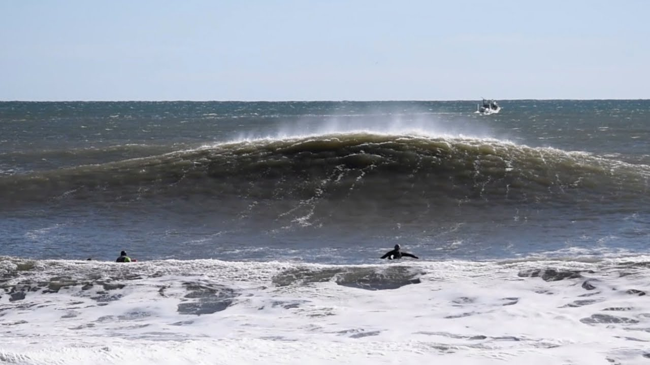 Major Surf Hits New Jersey!