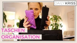 Working MOM Bag Organisation - What's in my Bag? | Daily Kriss