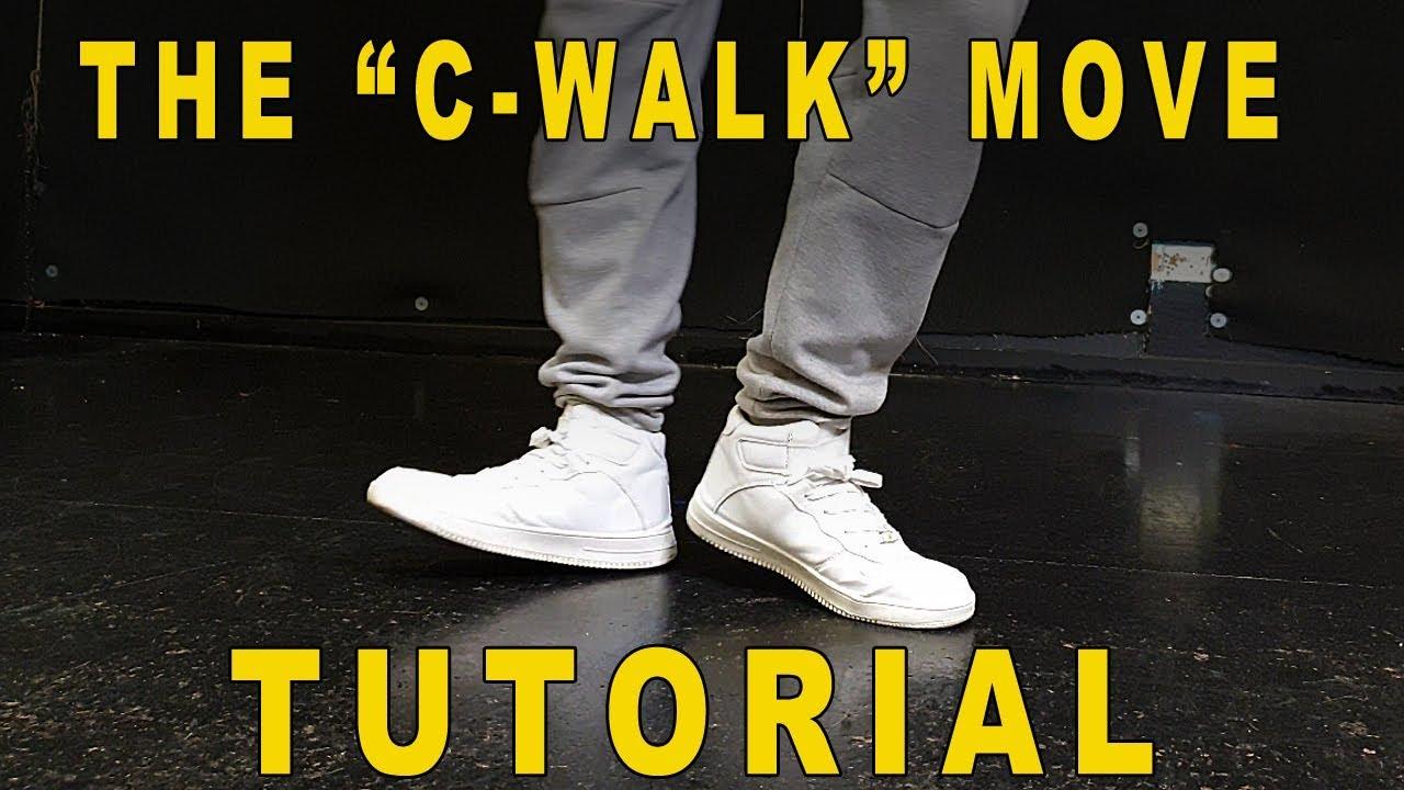 "Download Male Stripper Dance Moves - ""C-WALK"" Tutorial"