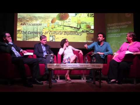 Discussion Series: The Currency of Cultural Diplomacy