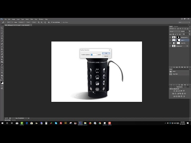 Tutorial: How to create realistic drop shadow in Photoshop