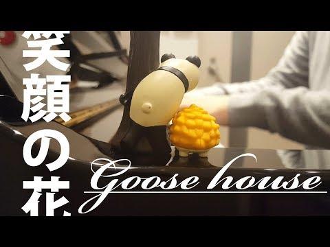 【ピアノ弾き語り】笑顔の花/Goose house by ふるのーと (cover)