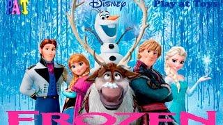 Детский #конструктор #Frozen.Hildren's Frozen designer.(Детское прикольное видео,Удивительная супер сборка трёх конструкторов #Frozen. С четкой пошаговой инструкцие..., 2016-02-24T18:50:25.000Z)