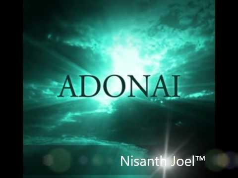 Adonai - Gospel Album by Ms.Arpana Sharon - Adonai