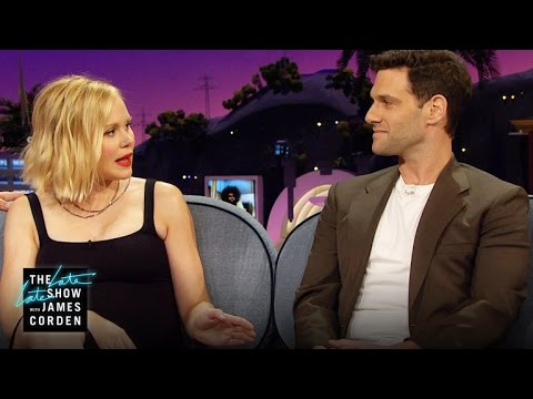 Talking Body Parts w/ Patricia Arquette, Alison Pill & Justin Bartha