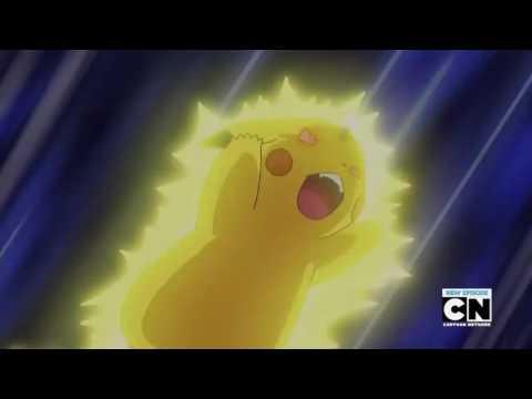Plasma Pikachu (Terrifying Moment)