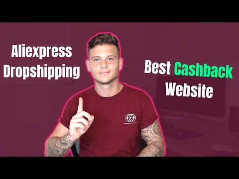 Best Cashback Website For Aliexpress Dropshipping - Drop Shipping From Ali Express To eBay