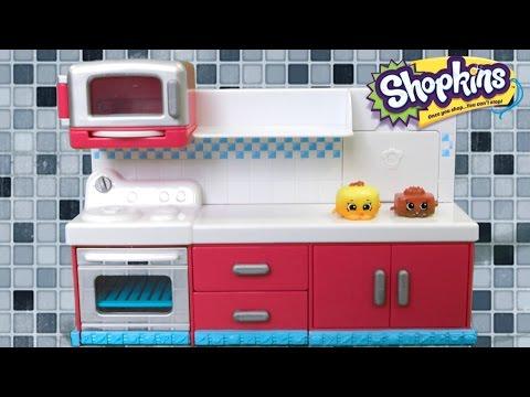 Shopkins Chef Club Hot Spot Kitchen from...