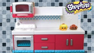 Shopkins Chef Club Hot Spot Kitchen from Moose Toys