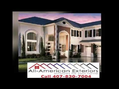 Window Replacement Lake Mary FL 407-830-7004