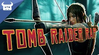 SHADOW OF THE TOMB RAIDER: RAP | Dan Bull feat. Karliene