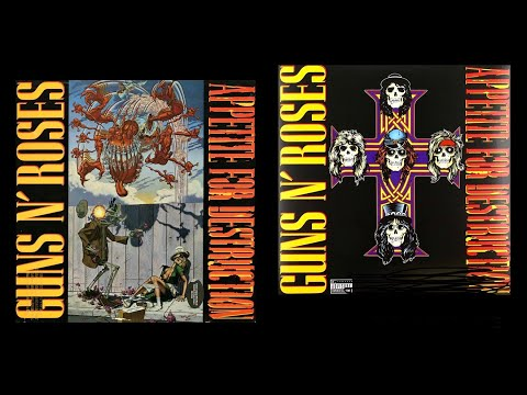Ep. 10 – Guns n Roses: Appetite For Destruction