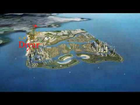 Bahrain Mega Projects - Diyar Al Muharraq