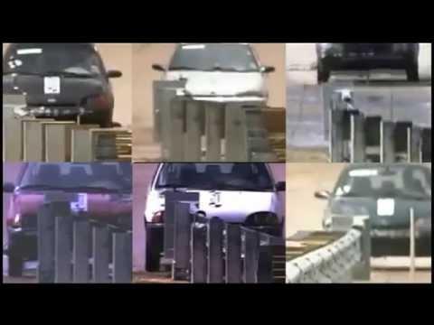 GUARDRAIL HEAD INVESTIGATION: UNRELEASED CRASH TEST VIDEOS