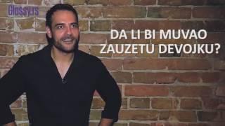 Glossy lično: Glumac Zoran Pajić otkriva koga voli najviše na svetu