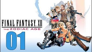 Final Fantasy 12 The Zodiac Age Let's Play