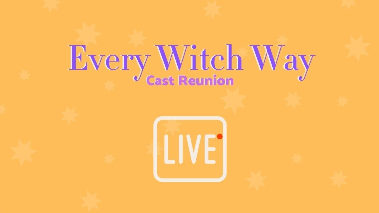 Download Every Witch Way LIVE Cast Reunion