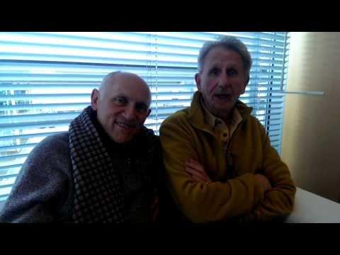 René Auberjonois a Armin Shimerman se těší do Prahy