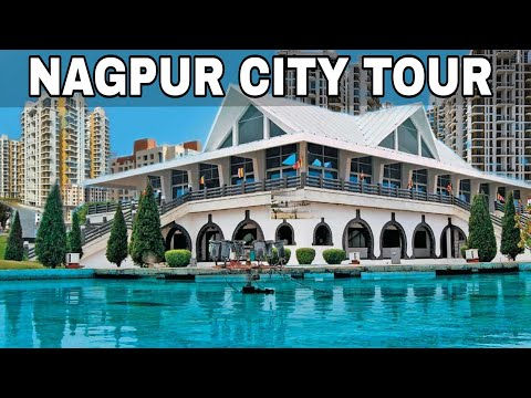 NAGPUR City Full View (2018) Within 5 Minutes | Plenty Facts