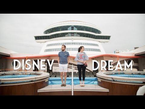 All Aboard the Disney Dream Cruise!