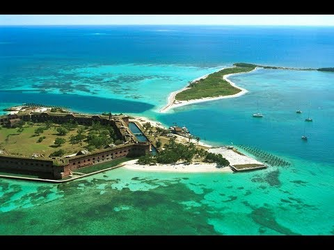 Got stuck on island during tropical storm!! Fort Jefferson. Dry Tortugas National Park. Key West.