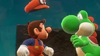 EL LADO MAS OSCURO DE LA LUNA!! | 🎩 Super Mario Odyssey 🎩 | Guía Co-Op en Español al 100%