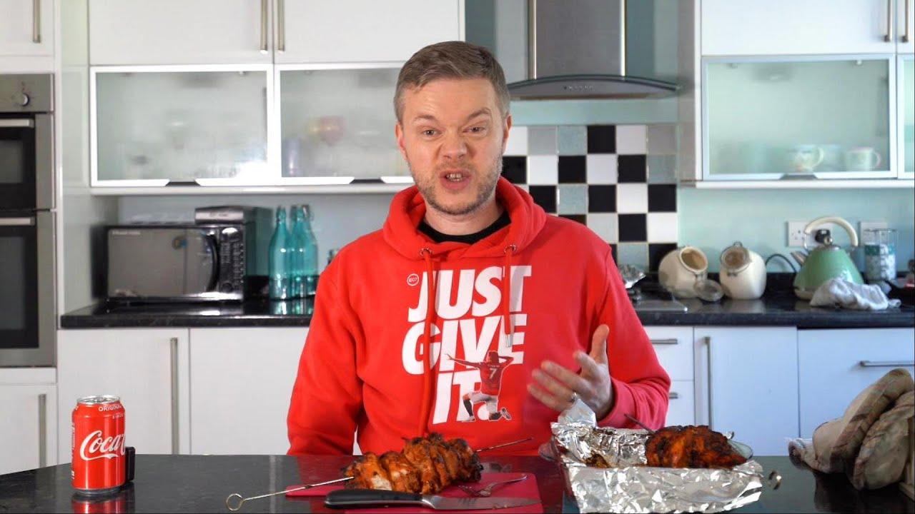Goldbridge COOKS The BEST CHICKEN KEBAB MEAT Ever!