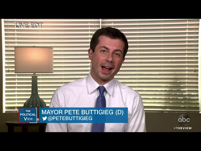 Pete Buttigieg on Right Wing Portrayal of Dems and Debate| The View