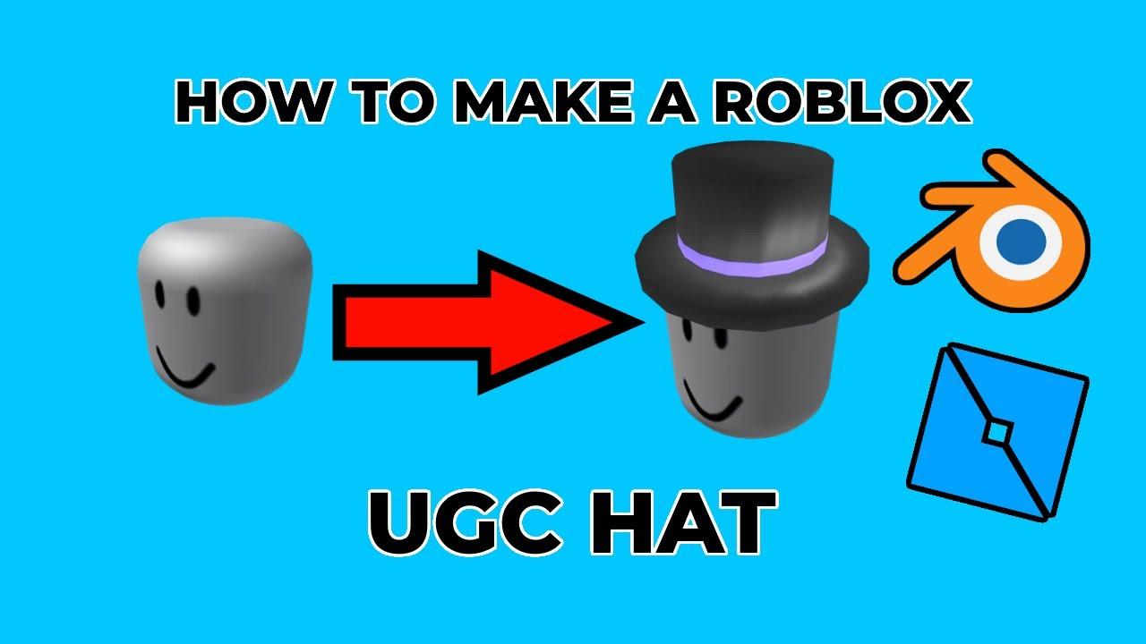 Roblox UGC Hat Tutorial 2021 (Blender)