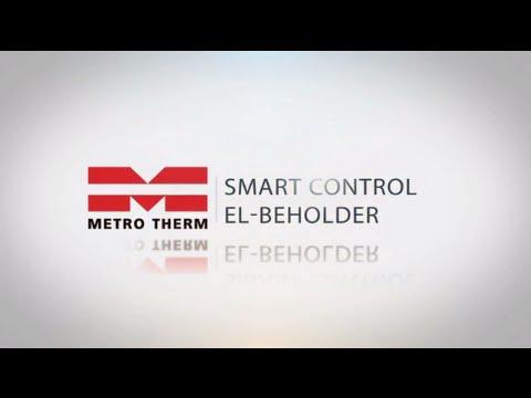 Ny Metro Therm Smart Control Elvandvarmer - YouTube AN07