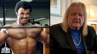 Greg Valentine - What Rocky Johnson Was Like to Wrestle in WWF