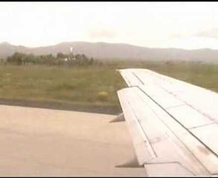 Erzurum Take Off, Kalkış