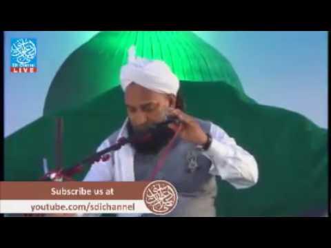 musalman aur rasm o riwaj by Sadiq Razvi sab at Adoni ijtema 2017