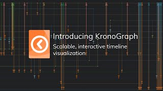 Introducing KronoGraph: Timelines that drive investigations