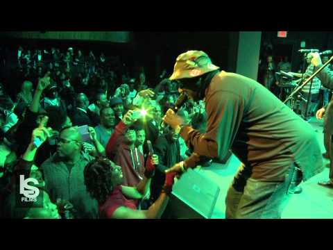 (LS FILMS Part 1-3) TROUBLE FUNK w/ SUGAR BEAR Live @ The Howard Theatre