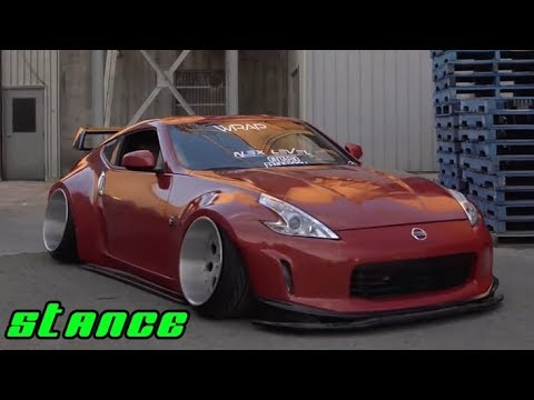 nissan 370z jdm modified car porn 2018 youtube. Black Bedroom Furniture Sets. Home Design Ideas