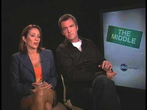 Patricia Heaton & Neal Flynn - The Middle - Raising A Family, Lowering Expectations