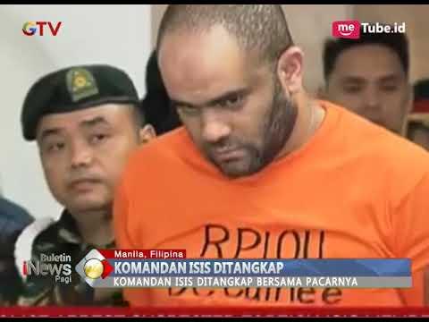 Polisi Filipina Tangkap Komandan Unit ISIS Saat Kencan dengan Pacarnya - BIP 20/02