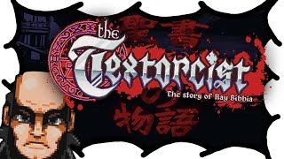 A Sheepish Look at... The Textorcist (Preview & Gameplay) (Video Game Video Review)