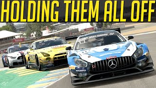 Gran Turismo Sport: Holding Off All of the Big Boys