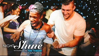 Official 2017 Night to Shine Highlight Video featuring Gary LeVox of Rascal Flatts