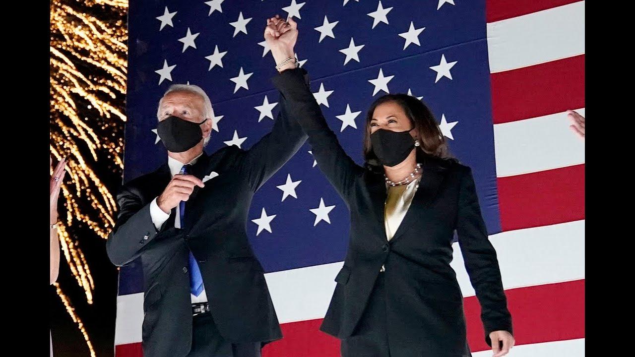 Joe Biden is the 'trojan horse to get Kamala Harris into the White House'