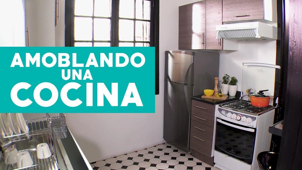 Planificar Cocina | Como Planificar Y Amoblar Una Cocina Youtube